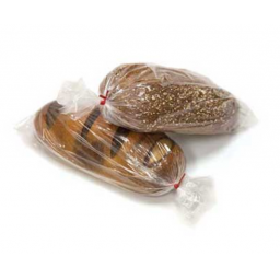 These plastic bakery bags allow variety in the loading of product, from fully automated to semi-automated loading and even hand loading.